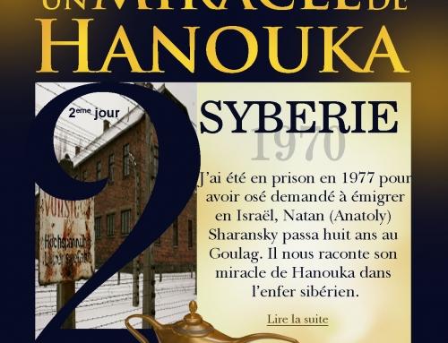 MIRACLE EN SYBERIE – Le 'Hanouka de Natan Sharansky